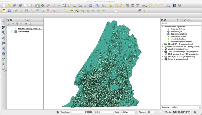 Geospatial Analysis with Socrata and QGIS | Socrata